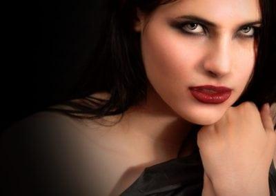 Goth Themed - Model Portfolio