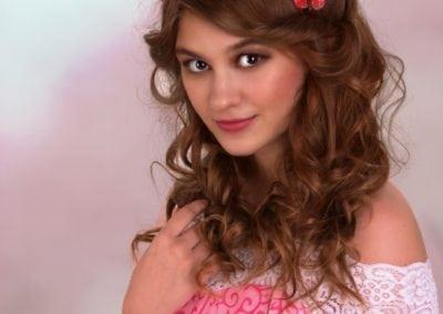 My Favorite Model, Allison - Princess Photo Shoot