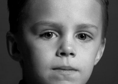 Portrait ~ Austin Robert, Age 6